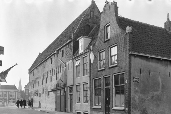 Bildtstraat 24, Harlingen