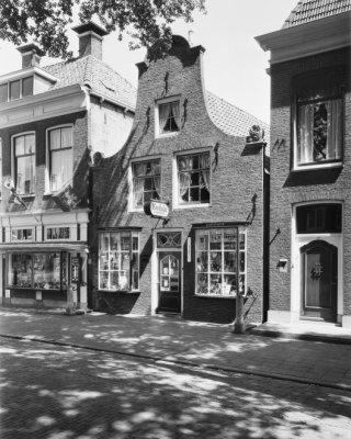 Brouwersstraat 1, Harlingen
