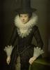 Portret van Anna Boudaen Courten (1599-1621)