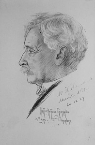 Portret van Theodorus Heemskerk (1852-1932)