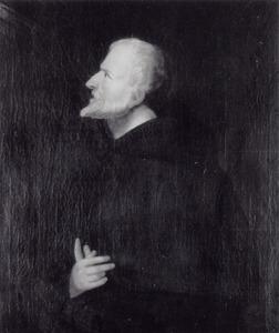 Portret van Petrus Parmentier (1599-1681)