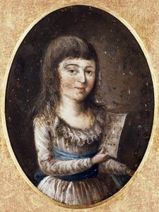 Portret van Teding van Berkhout