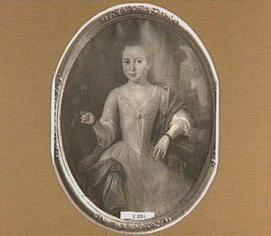 Portret van een meisje, mogelijk Anna Jacoba Bosch