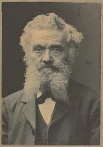 Portret van Coenraad Christiaan Molhuijsen (1838-1910)