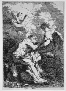 Visioen van de heilige Hieronymus