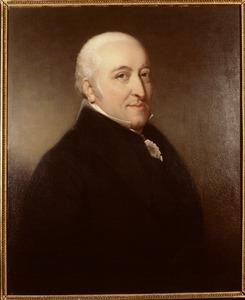 Portret van Dirk Jan Voombergh (1768-1824)