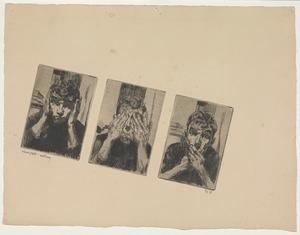 Zelfportretten Peter Vos (1935-2010): horen, zien en zwijgen