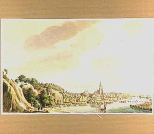 Arnhem, gezien vanuit het westen