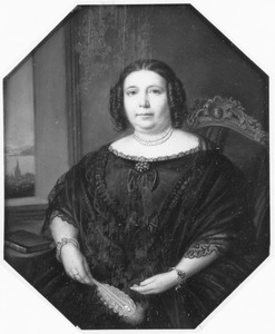 Portret van Florentine Jacobine Martine Ontijd (1812-1887)