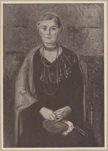 Portret van Henriëtte Gesina Numans (1877-1955)