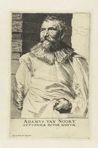 Portret van Adam van Noort (1562-1641)