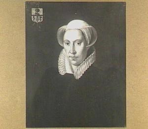 Portret van Petronella van Roy (1542-1606)