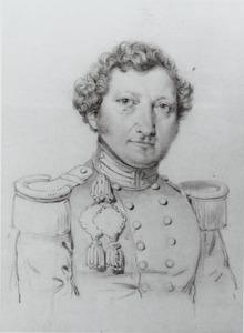 Portret van Matthias Johan Frederik van Tets (1773-1832)