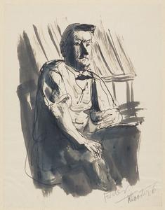 Zelfportret Fiedler