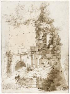 Rome, de Boog van Drusus