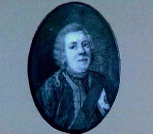 Portret van Willem IV Oranje-Nassau (1711-1751)