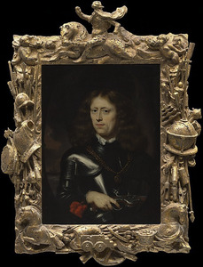 Portret van Jacob Binkes (....-1677)