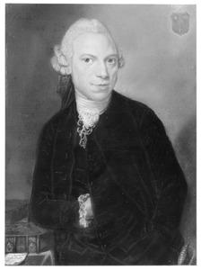 Portret van Johan Abraham van Thye Hannes (1743-1829)