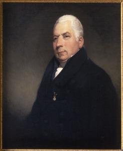 Portret van Petrus Jacobus Groen van Prinsterer (1764-1837)