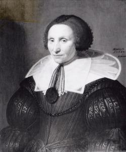 Portret van Margaretha van der Dussen (....-....)