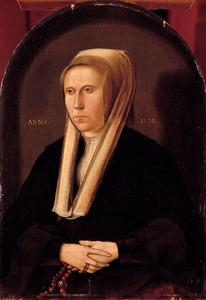 Portret van Gheert Jan Oomendr. (1497-1592)