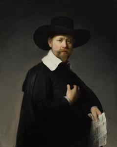 Portret van Marten Looten (....-1649)