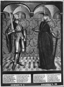 Haarlemse gravenportretten: Arnulf en Dirk III
