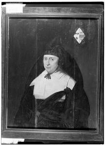 Portret van Jacoba Oem van Wijngaerden (..-1647)