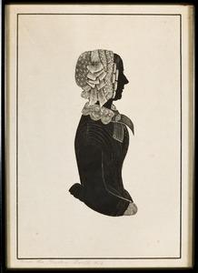 Portret van Stefania Maria Wijnmalen (1815-1888)
