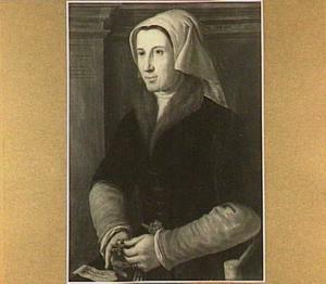 Portret van Maria Willemsdr. van Dorp (?-?)
