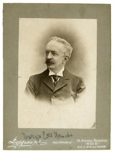 Portret van waarschijnlijk Cornelis Gerard Schelto van Heemstra (1844-1905)