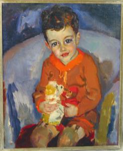 Portret van Jaap Bethlem (1924-2017)