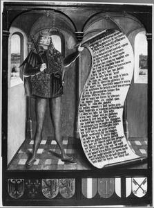Haarlemse gravenportretten: de heraut