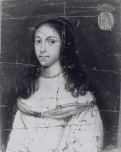 Portret van Maria Isabella van Coudenhoven (?-?)