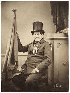 Portret van Barend Ponstijn (1783/1786-1866)