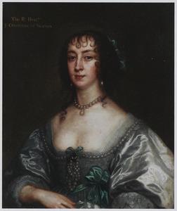 Portret van Elizabeth Howard, Lady Peterboriough