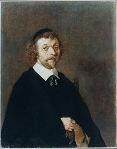Portret van een 48-jarige man