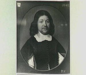 .Portret van een onbekende man