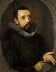 Portret van Jan Pietersz. Sweelinck (1562-1621)