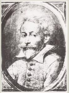 Portret van Jan van den Bergh (1587-1650)