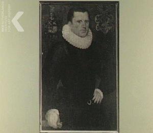 Portret van Luirt Manninga (...-vóór 1599)