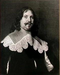 Portret van David Martens (1605-1665)