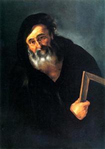 De apostel Jacobus de Mindere