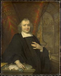 Portret van Gaspar Fagel (1634-1688)