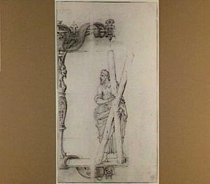 Ornament en Heilige Andreas