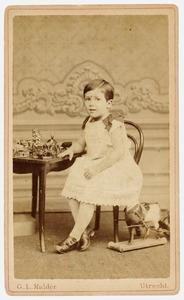 Portret van W.C. Mees