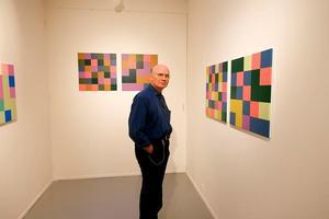 Portret van Peter Struycken
