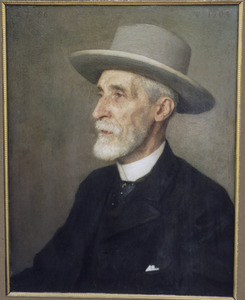 Portret van Jacob Sterken (1838-1930)