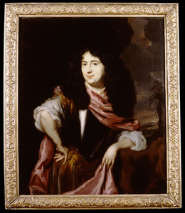 Portret van Joan Hieronymus Hoeufft ( -1699)