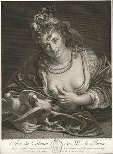 Venus met twee duiven
